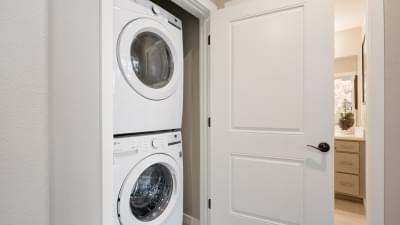 Residence 1 Stacked Washer & Dryer
