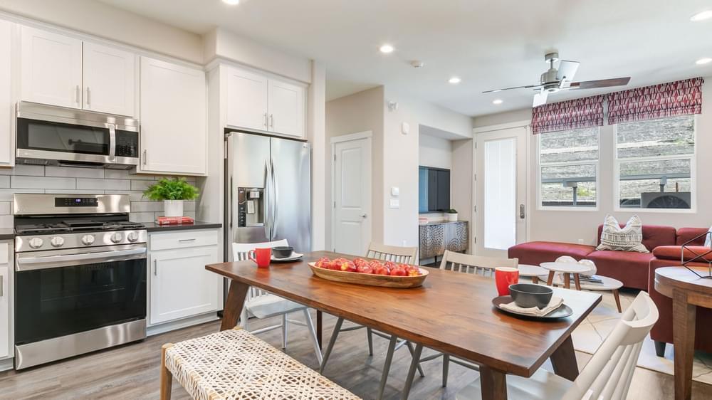 Residence 3 DeNova Homes Floorplan