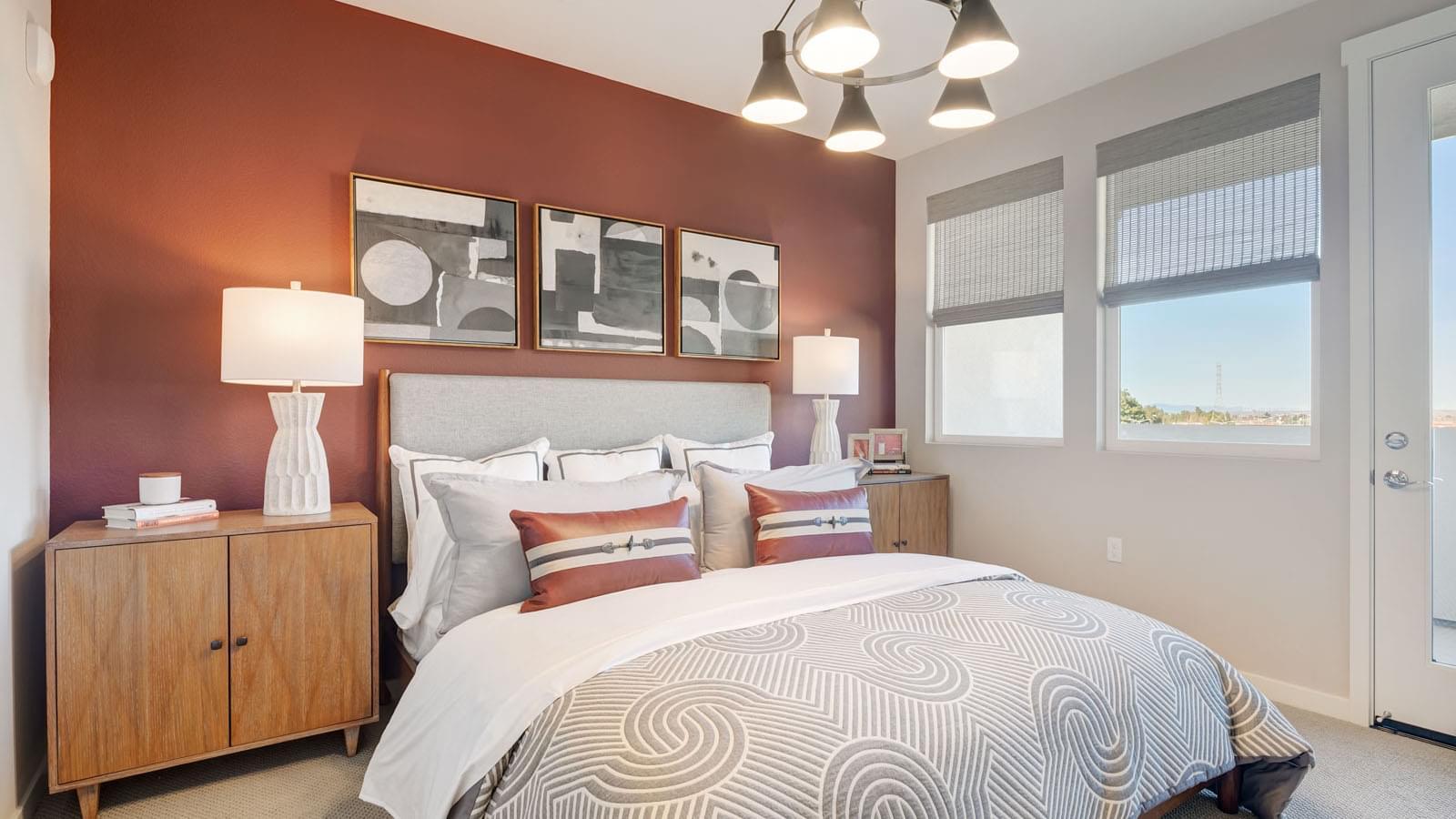 Residence 3 Owner's Bedroom