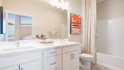 Residence 3 Owner's Bathroom