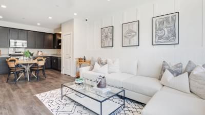 DeNova Homes Floorplan Residence 2