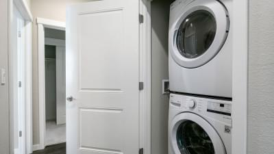 Residence 2 Stacked Washer & Dryer