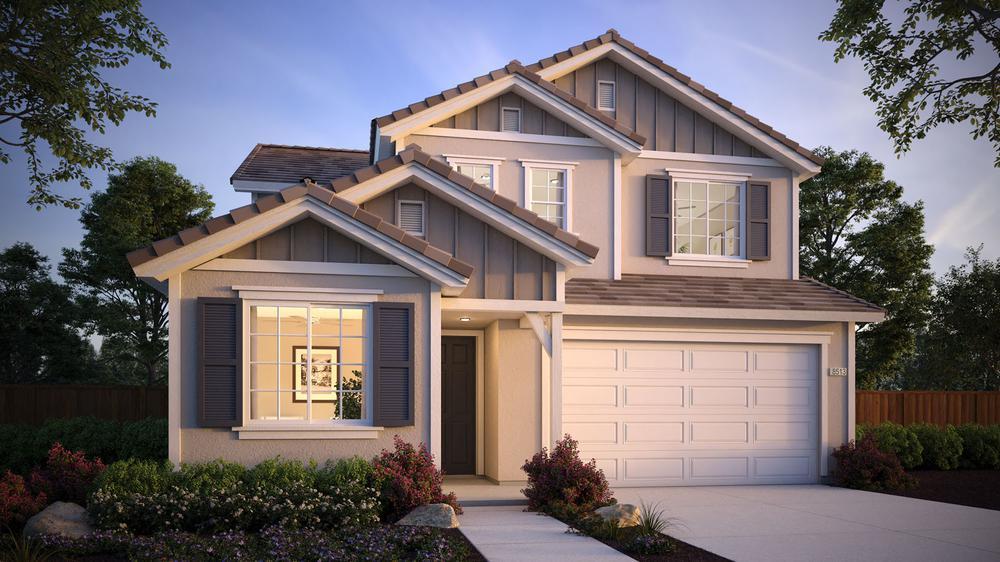 Residence 6 DeNova Homes Floorplan