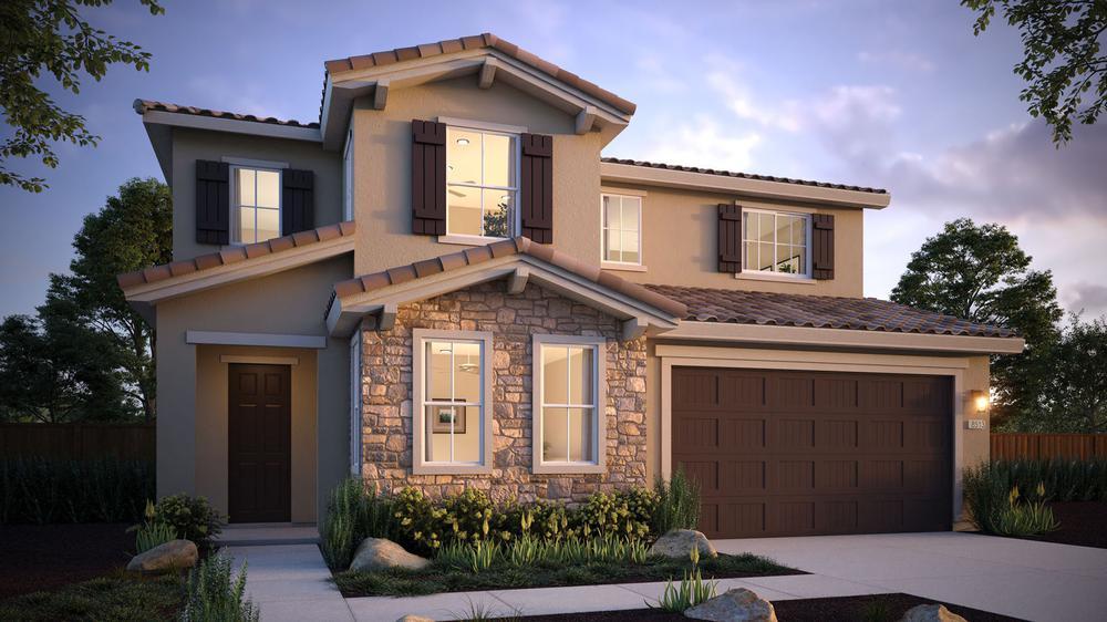 Residence 7 DeNova Homes Floorplan
