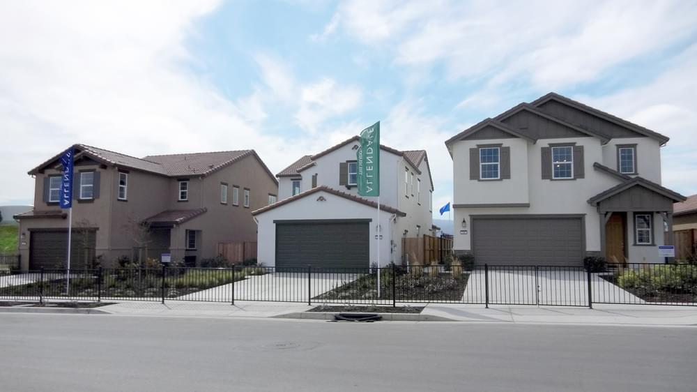 DeNova Homes communities in Northern California
