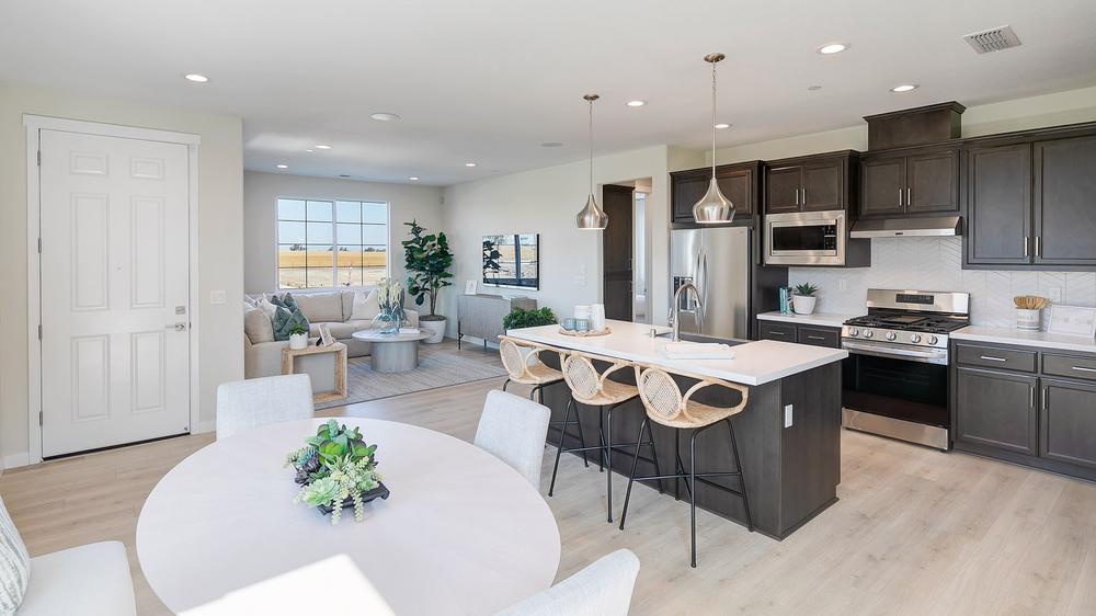 Residence 4 (Duet) DeNova Homes Floorplan