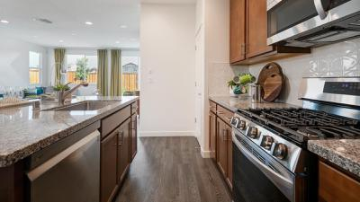 Residence 5 - Kitchen