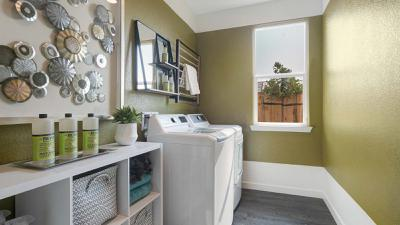 Residence 5 - Laundry