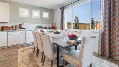 Residence 6 - Dining
