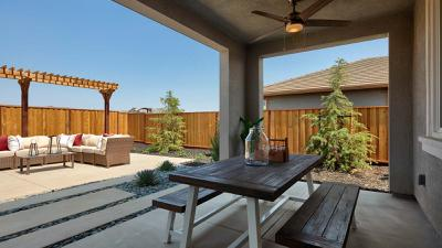 Residence 6 - Opt. Covered Patio