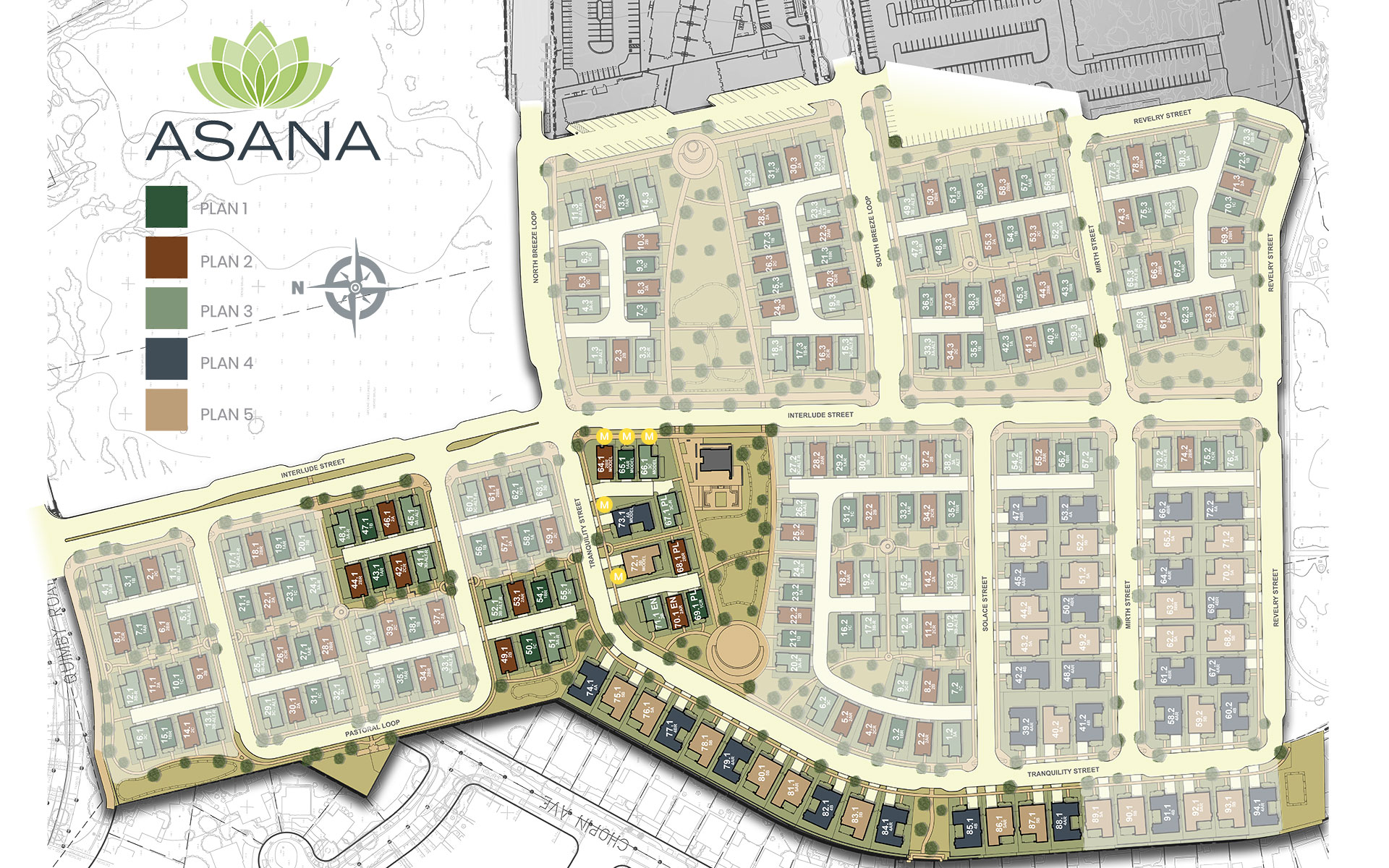 San Jose, CA New Homes. Asana.