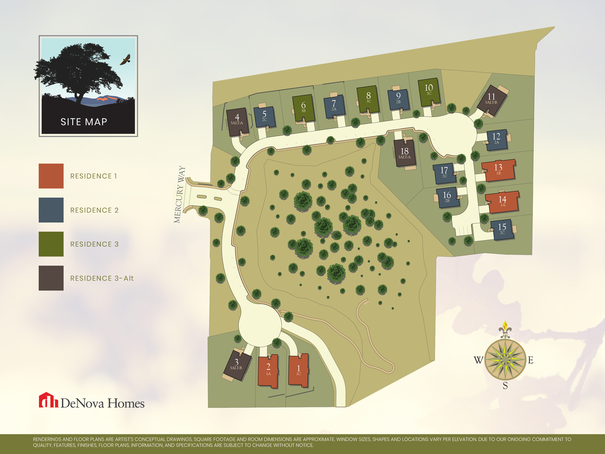 Pleasant Hill , CA New Homes. Tananger Heights .
